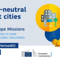 Mobilization of citizens towards climate-neutral cities